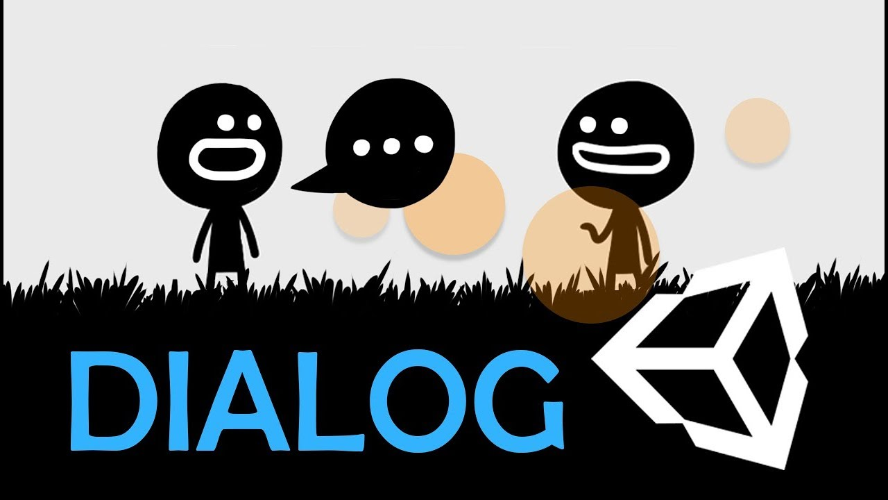 COOL DIALOG SYSTEM - EASY UNITY AND C# TUTORIAL
