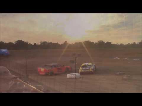 Butler Motor Speedway Street Stock Heat #2 6/18/16