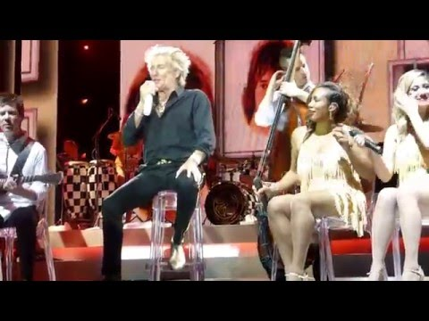 Rod Stewart - Ooh La La - Leipzig Mai 2016