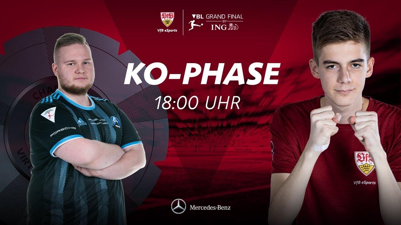 VBL Grand Final by ING - KO-Phase mit Lukas