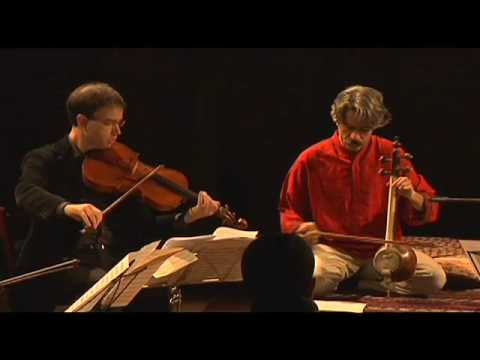 Brooklyn Rider and Kayhan Kalhor part 1