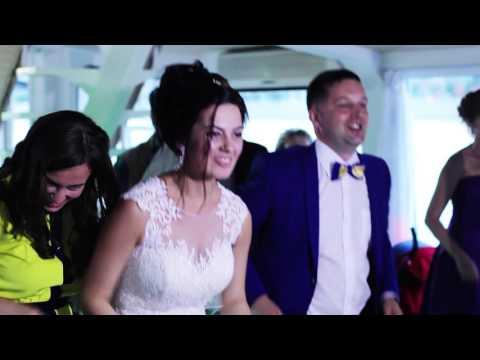 Видео, Танцевальный флешмоб на свадьбе