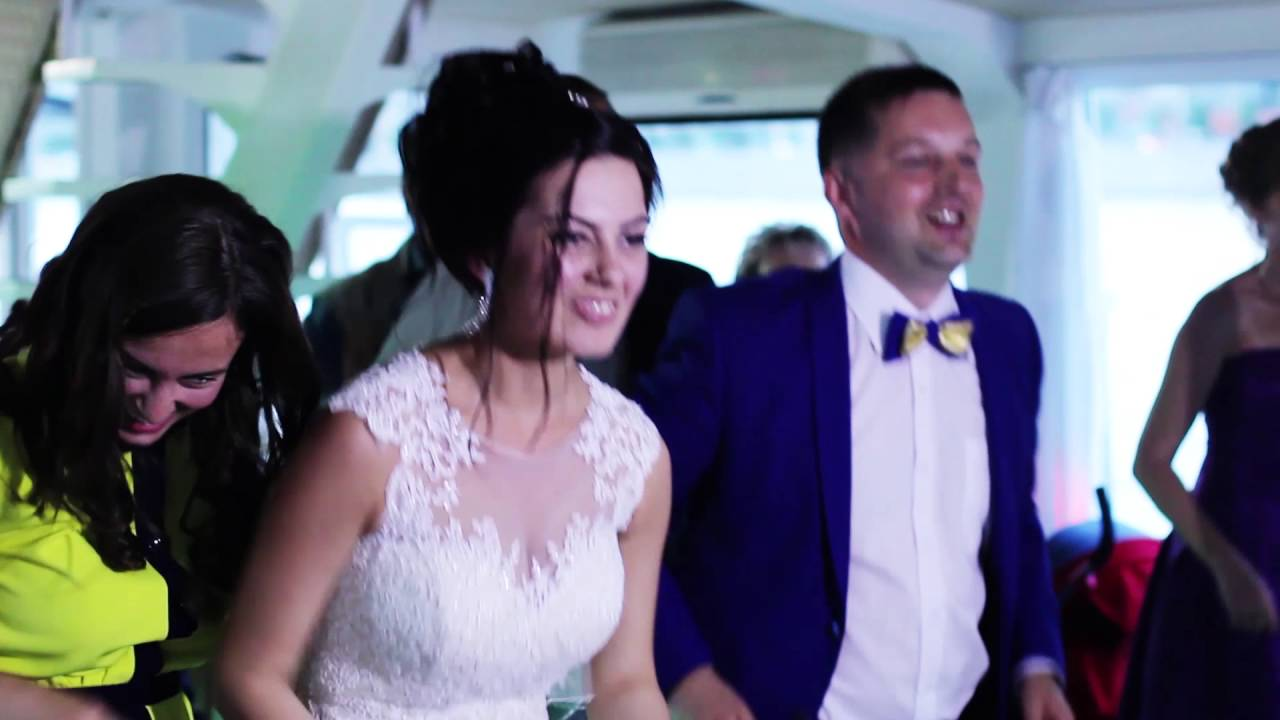Танцевальный флешмоб на свадьбу