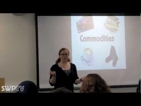 Amy Gilligan - Exploitation and profit