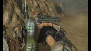 Red Faction Guerrilla Gameplay ps3