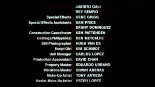 The Boys in Company C: Closing Credits / Here I Am