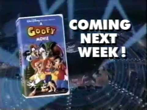 A Goofy Movie 1995 Partial Video Commercial