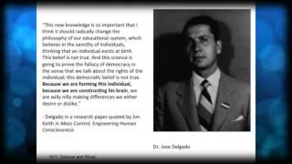 Arthur Capozzi on Dr. José Delgado & Jim Keith