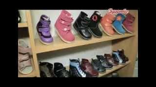 видео Зимняя ортопедическая обувь для детей