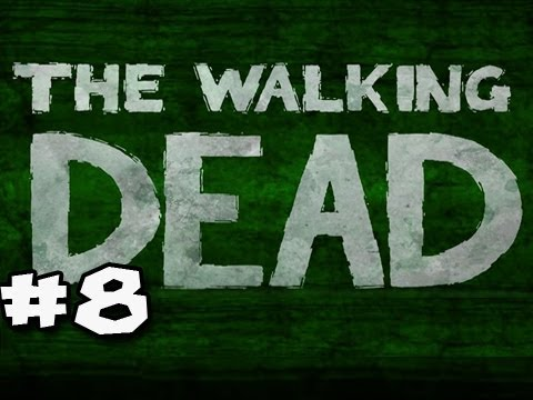The walking dead episode 3 the long road ahead walkthrough ep 8 the