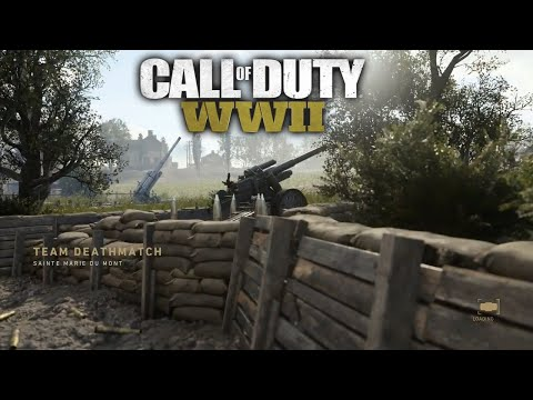 Call Of Duty WWII: Multiplayer (Team DeathMatch) Having Some Fun!
