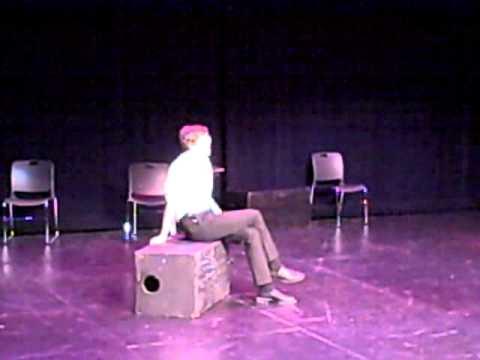 Kyle Singing Making Whoopee