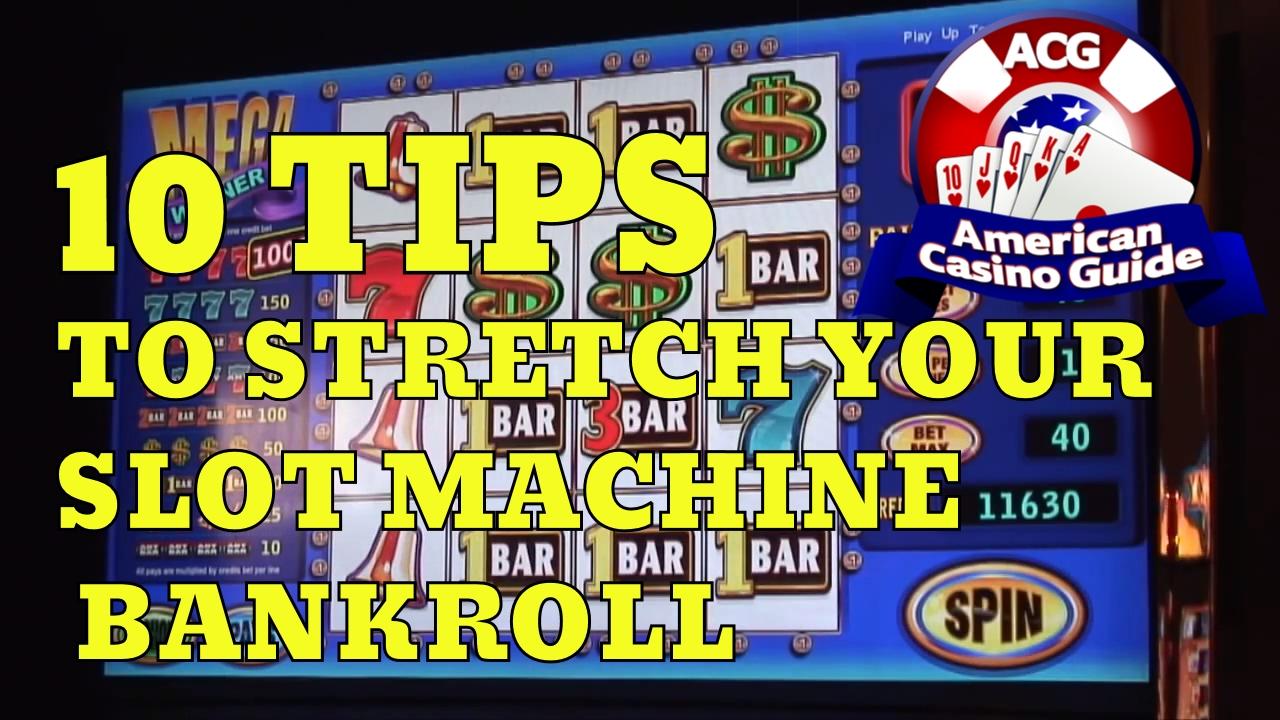 tips casino slot machine