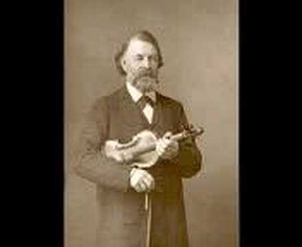 Joseph Joachim plays Brahms Hungarian Dance #1