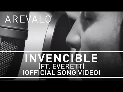 Arevalo - Invencible (Ft. Everett Gabriel) [Official Song Video]