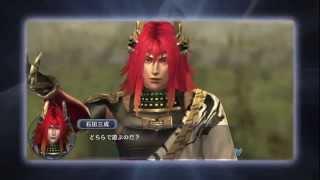 Sengoku Musou Chronicle 3 TGS 2014 PV