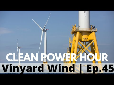 Offshore Wind Takes Off!   Colonel Pipeline Hacked   Solar Podcast Clean Power Hour Ep.45