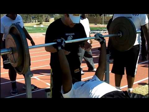 DL HOSEA WILLIAMS HIGH SCHOOL FOOTBALL COMBINE CHALLENGE