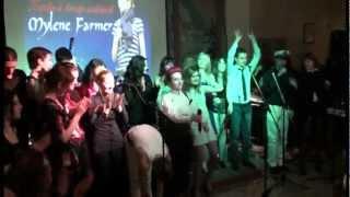 MF-TV: концерт каверов на песни Милен Фармер - 2 часть