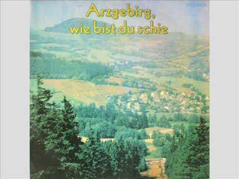 Arzgebirg wie bist du schie - komplette Erzgebirgs-LP aus DDR-Zeit, schöne Erinnerung :-)
