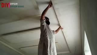 pop false ceiling gypsum false ceiling,