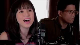 Sa Ngalan Ng Pag-Ibig by December Avenue (Princess Velasco's Live Acoustic Cover) with Lyrics