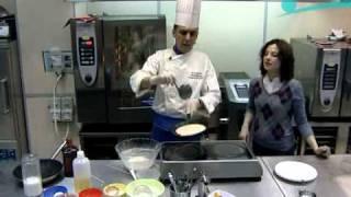 французские блинчики - весело готовить)