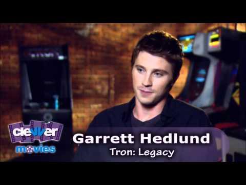 Garrett Hedlund - Tron: Legacy Interview