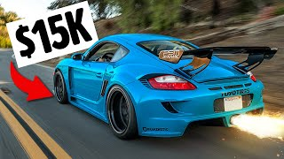 The CHEAPEST Porsche Models You Can AFFORD!
