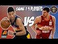 Phoenix Suns vs Denver Nuggets Game 1 6/7/21 NBA Playoff Free NBA Pick & Prediction