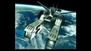 PS2 Gundam Meguriai Sora Opening