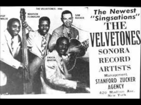 The Glory of Love-The Velvetones