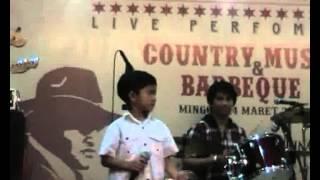 """Jiwa Nusantara B-PLUS Feat Andhika """" ayah dan ibu """" Koes Plus"""