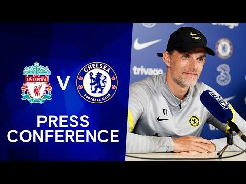 Thomas Tuchel Live Press Conference: Liverpool v Chelsea |  Premier league