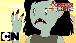 Adventure Time: Stakes - Marceline the Vampire Queen (Clip 1)