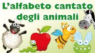 L' alfabeto cantato degli animali - CANTIAMO LA GRAMMATICA
