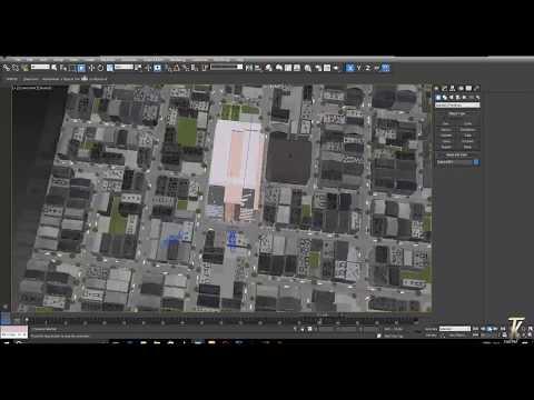 3D Walkthrough Animation Tutorial Part 4 ( camera animation on Exterior)
