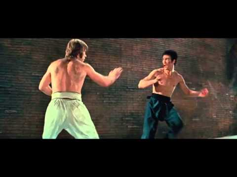 Bruce Lee vs Chuck Norris HD thumbnail