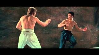 Bruce Lee Vs Chuck Norris HD