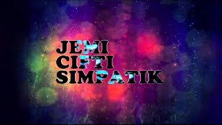 STINE - Cifti Simpatik (Official Video Lyric) HD