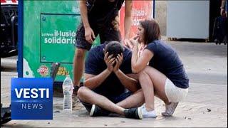 Anti Terrorist Obstacles  Experience of Nice, Berlin, and London Didn't Prevent Barcelona Tragedy