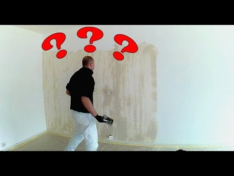 r nover un mur enduire 1 3 youtube. Black Bedroom Furniture Sets. Home Design Ideas