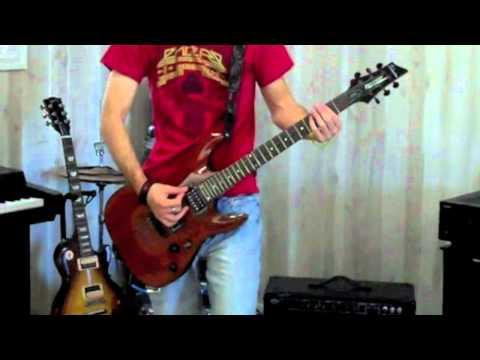 Awake and Alive - Skillet - Guitar Cover