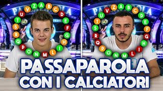 PASSAPAROLA con i CALCIATORI!!! - Indovina il Calciatore Challenge | ENRY LAZZA vs FIUS GAMER