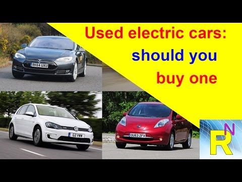 Car Review - Used Electric Cars: Should You Buy One - Read Newspaper Tv