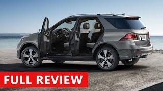2017 Mercedes-Benz GLE Review - Full Walkthrough