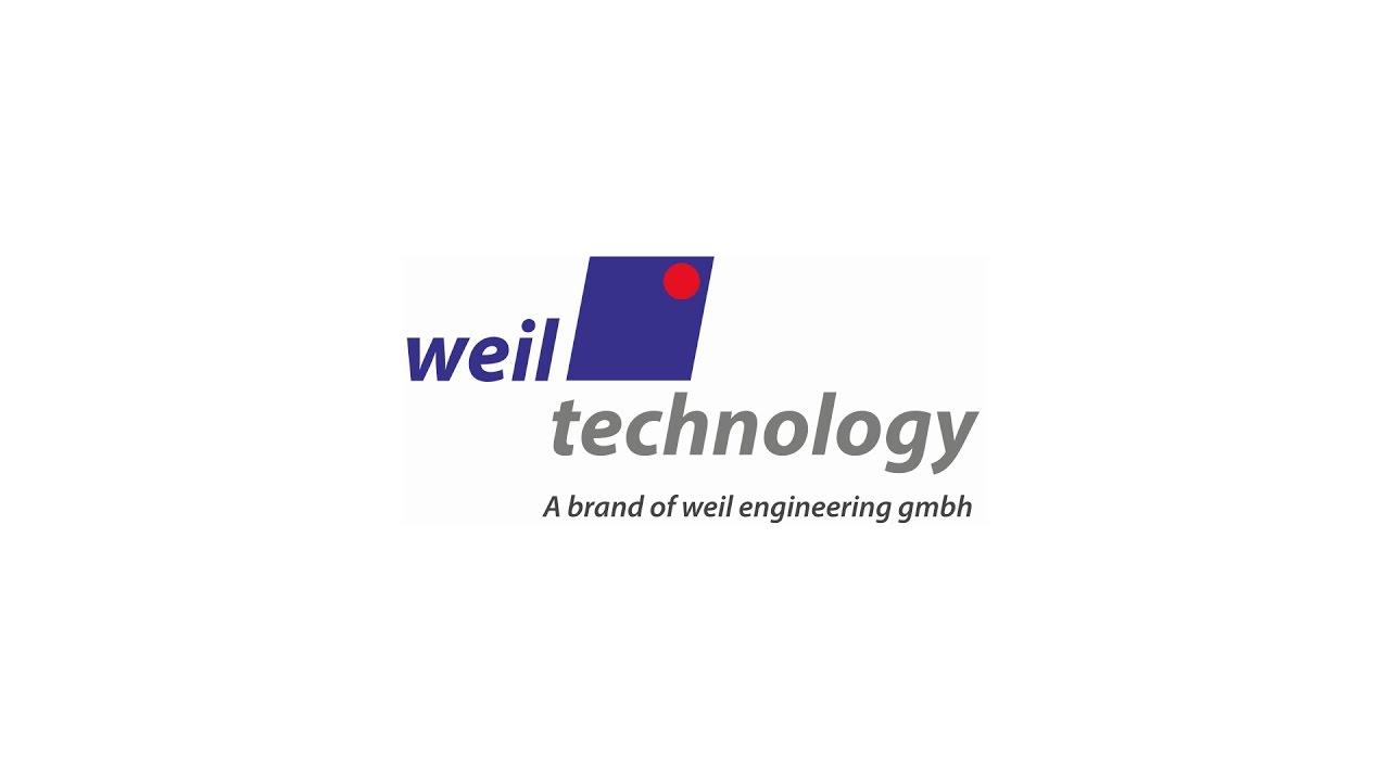 Weil Technology stand Euroblech 2016 - YouTube