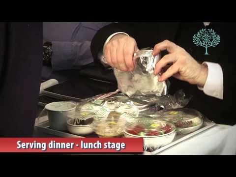Guidance video for stewards - Glatt Kosher meals on board