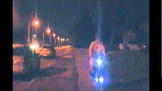 Bicycle Lights For Safety.wmv