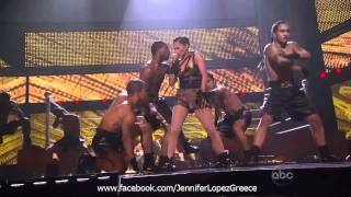 Jennifer Lopez Louboutins Live at American Music Awards 2009.mp3